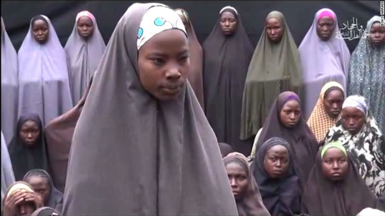 The parents say the girl in the Boko Haram video is their daughter.