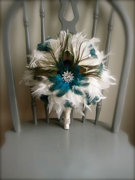 All feathers    Peacock Theme Wedding   Pinterest