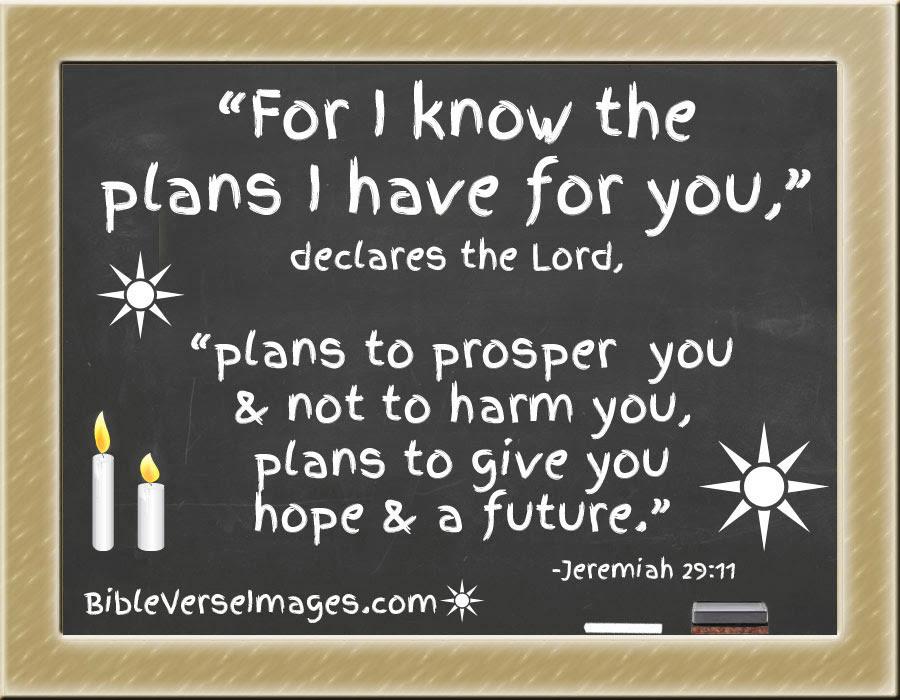 Jeremiah 2911 Best Bible Verse Bible Verse Images