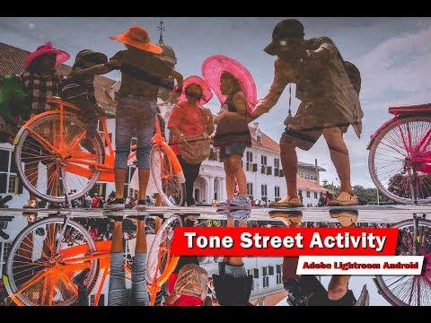 Tone StreetActivity Adobe Lightroom Mobile
