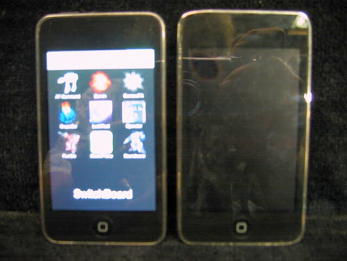 ipod touch prototyp