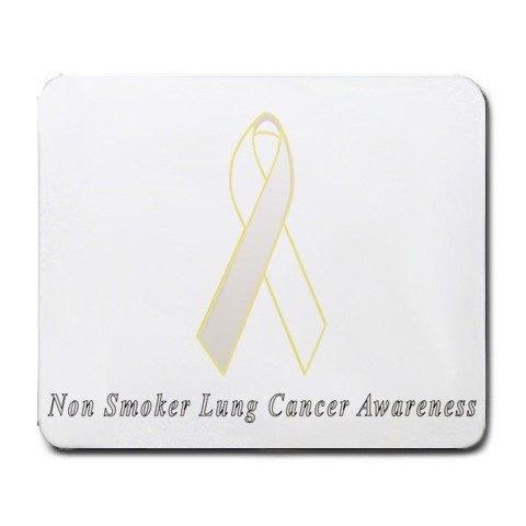 Mesothelioma Cancer Ribbon Color