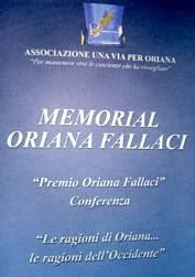 Florence: Memorial Oriana Fallaci 2008