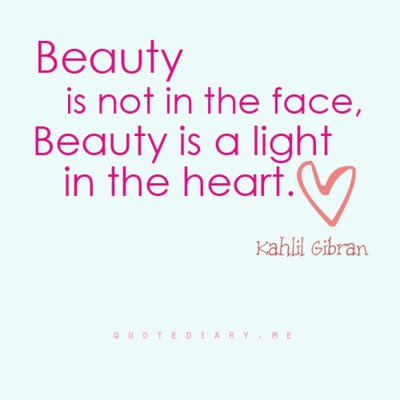 Quotes About Beauty Comes From Within 37 Quotes