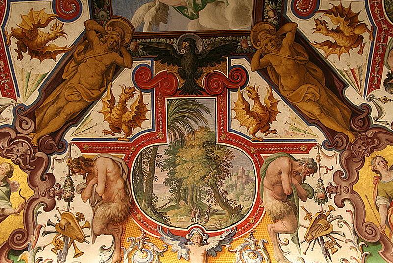 File:0 Plafond Sale Sistine - Salle des Archives pontificales (3).JPG