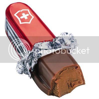 Swiss Army Knife Chocolates o1