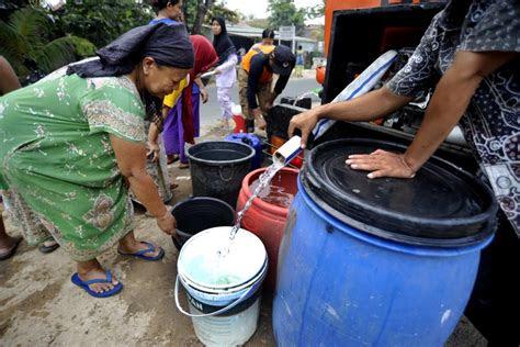 pengelolaan air bersih jakarta bakal pindah  swasta
