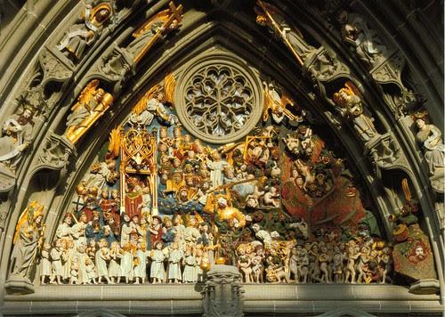 Münsterportal, Bern, 1460-1481
