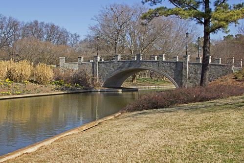 Rose Garden Bridge by bahayla