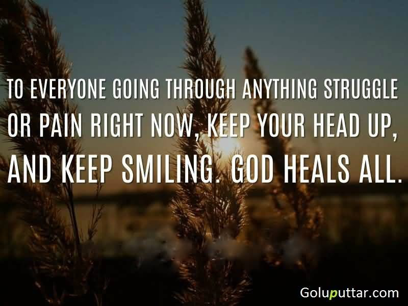 Fantastic Struggle Quote God Will Take Care You Photos And Ideas
