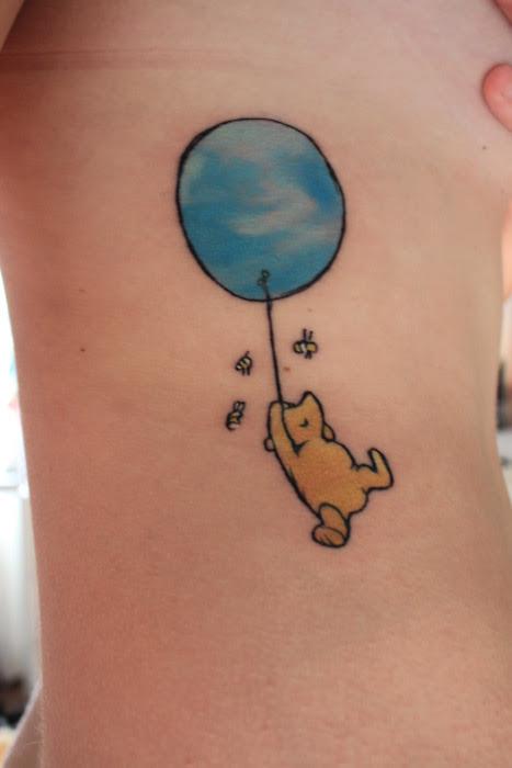 Cute Winnie The Pooh Tattoo Tattoomagz
