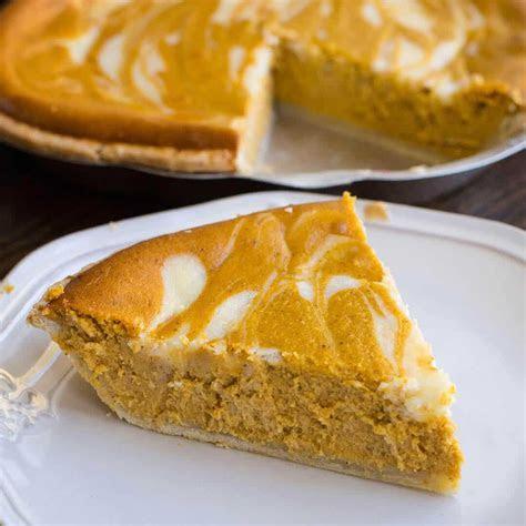 Cream Cheese Pumpkin Pie Recipe   Ashlee Marie   real fun