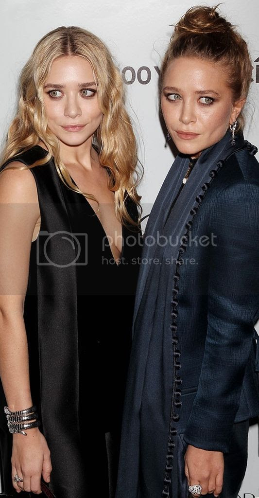 OLSENS ANONYMOUS MKA MARY KATE ASHLEY OLSEN STYLE FASHION BLOG WSJ MAGAZINE INNOVATOR OF THE YEAR AWARDS WINNERS THE ROW BLACK SATIN MAXI DRESS GOWN NAVY SUIT SCARF EMBELLISHED GLITTER SEQUIN BLACK BAG TOTE THE ROW CROC BURGUNDY BAG SIDNEY GARBER SILVER SNAKE CUFF BRACELET BEAUTY HAIR EVENT TOP KNOT WAVES CARTIER