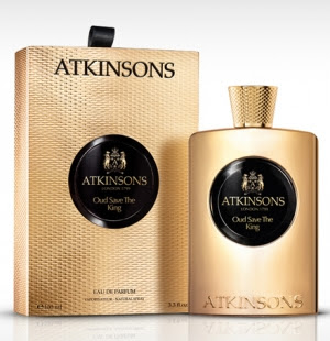 Oud Save The King Atkinsons Masculino