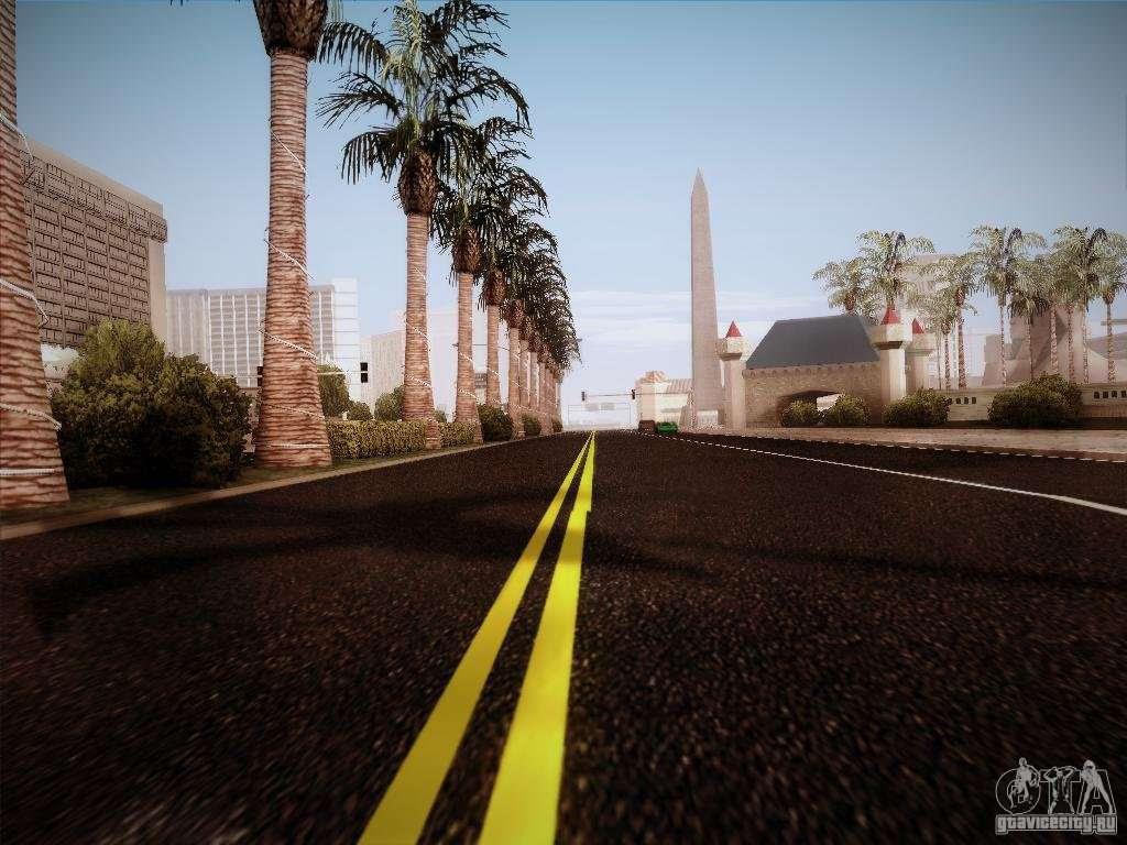 New Roads V1 0 For Gta San Andreas