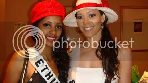 Miss Perú recorrió atractivos turísticos de Bahamas