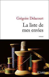 La liste de mes envies Delacourt