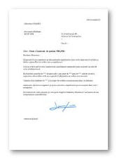 Lettre De Motivation Lycã E Gestion Administration Semerbak E