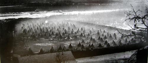 Dakota internment camp 1861