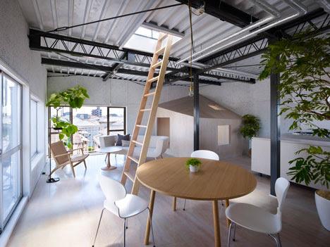 House in Ekoda by Suppose Design Office - Dezeen