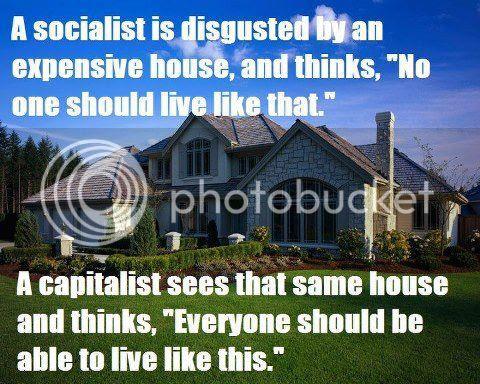 Socialism v. Capitalism