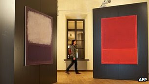Mark Rothko museum Latvia