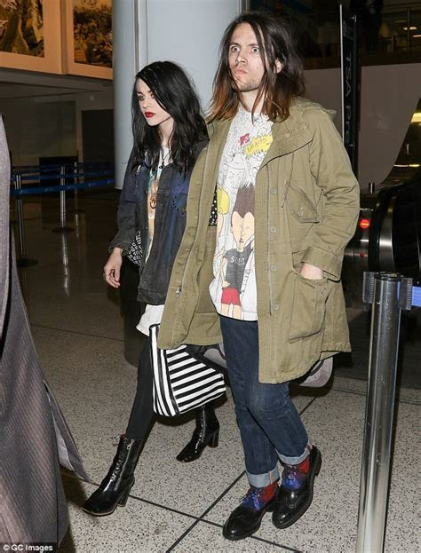Frances Bean Cobain is pictured for first time since