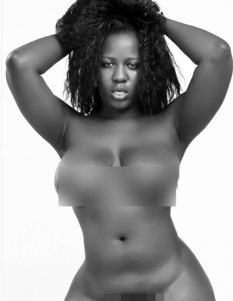 SHOCKER: This Naughty Girl Goes Stark N*ked on Instagram to Gain Fame ( See Photos)
