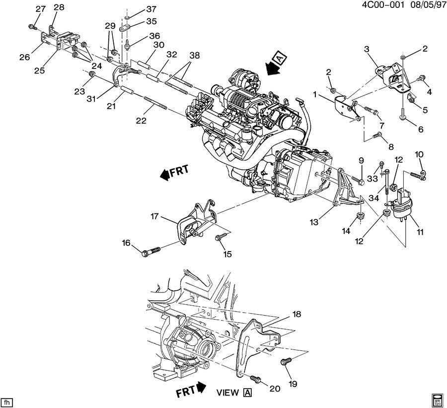 1993 Buick Park Avenue Engine Diagram Wiring Diagram Corsa C Corsa C Pasticceriagele It