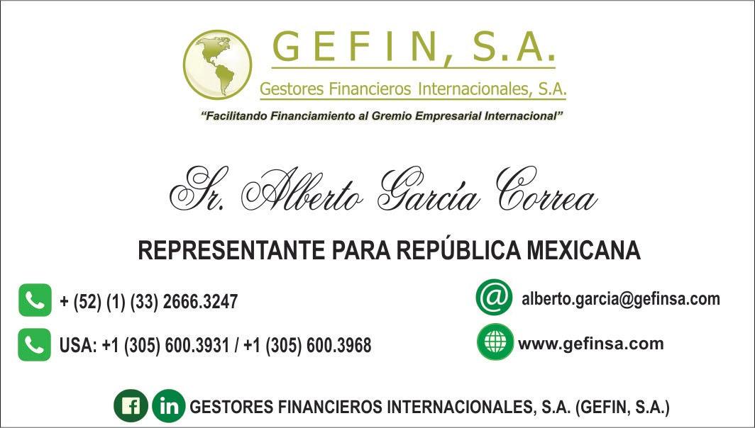 MÉXICO: (ALBERTO GARCÍA)