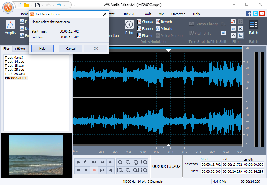 AVS Audio Editor 8.0.1.500 Full + Patch | A TO Z ALL