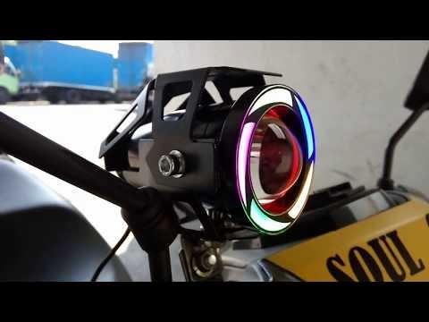 Cara Pasang Lampu Sorot Motor Lampu Motor Terbaik