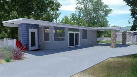 simple shipping container home payette  simple