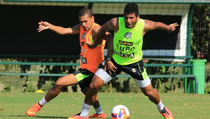 carlos henrique atacante figueirense (Foto: Luiz Henrique / FFC)