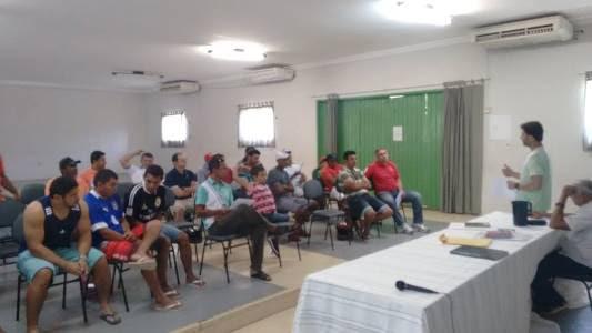 Congresso técnico dia 30 de Janeiro | Foto: Divulgação