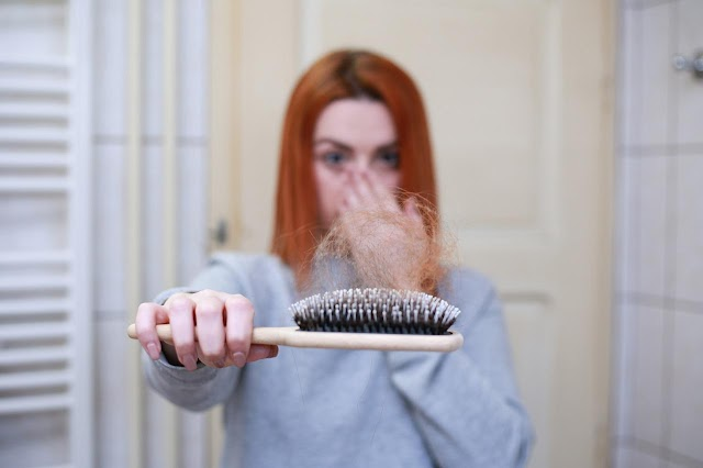 Common Reasons For Hair Loss In Women