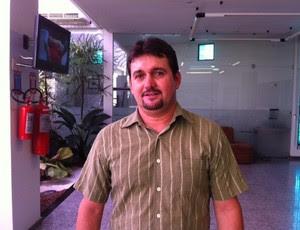 Gileno Souto assume coordenação da Codesp-RN (Foto: Arthur Barbalho)