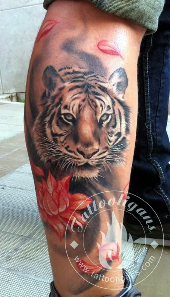66 Fabulous Tiger Tattoos Designs That Will Amaze You Parryzcom