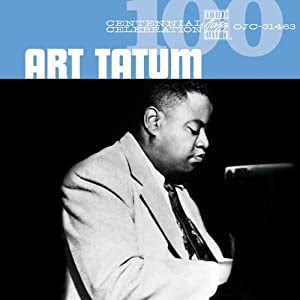 Art Tatum Centennial Celebration cover