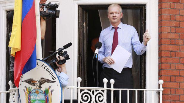 Reino Unido niega permiso para atención médica a Julian Assange