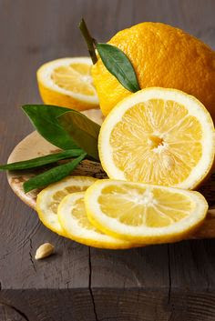 Lemons have many uses in the home. Here are a few: To freshen the air in your home, simmer a few sliced lemons in water for a few hours, adding more water when necessary. To whiten your whites: add ½ c. to your small load of laundry & let soak for a few minutes before letting it agitate. The acidic component of lemon helps to kill molds, bacteria & germs from cutting boards & counter tops, soap scum in your bathroom tub or shower stall. Soap is alkaline & acidic lemon will cut through it all.