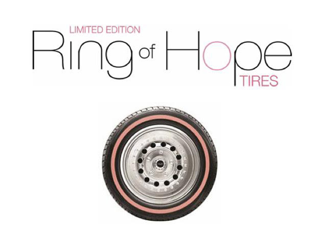 Ring of Hope tires