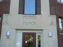 Morris Manor, Buffalo