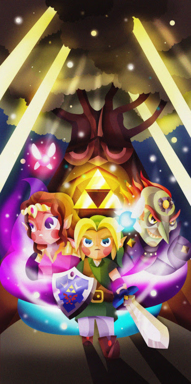 Ocarina of Time by Gaby Zermeño