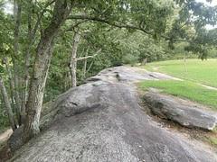 Top of Cliffs at Cherokee Bluffs