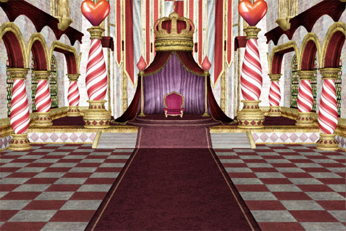 MMD Audience Chamber