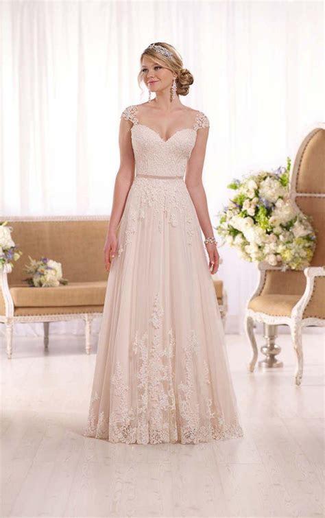 10  best ideas about Blush Wedding Dresses on Pinterest