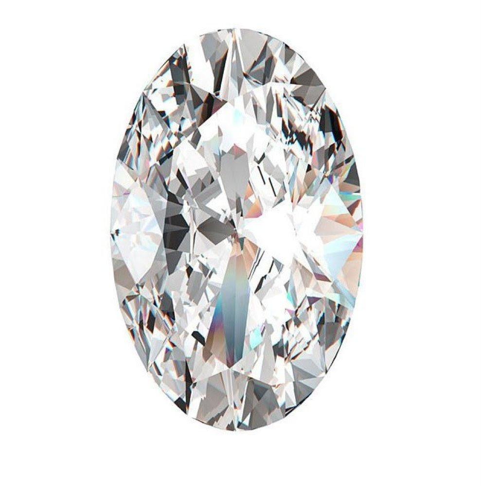 Resultado de imagen para diamond cut oval