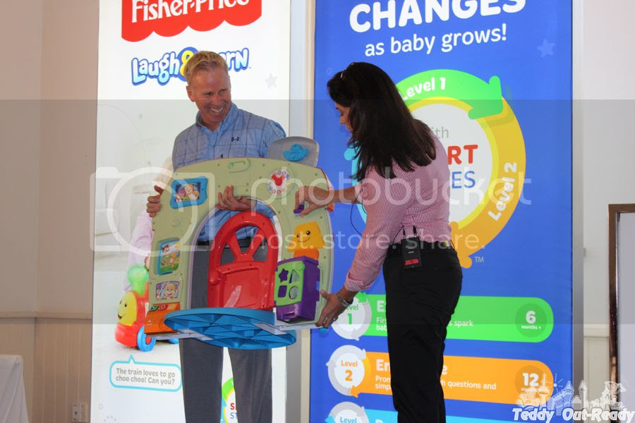 Mr D Fisher-Price