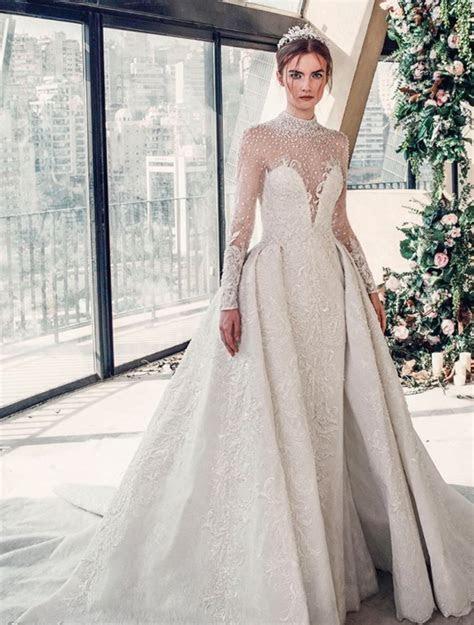 Cinderella ballgowns: 16 best Spring 2019 wedding dresses